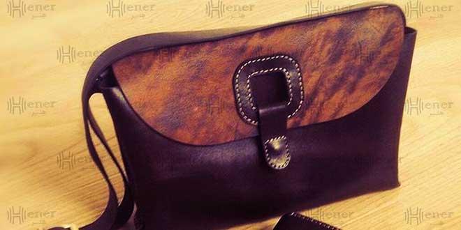 بهترین مدل کیف چرم زنانه