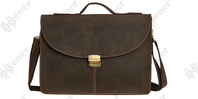 سفارش کیف چرم مردانه مناسب